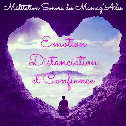 "Méditation Sonore ""Emotion distanciation et confiance"""