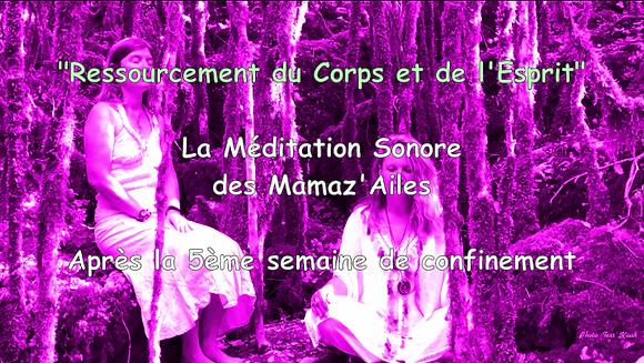 RESSOURCEMENT DU CORPS ET DE L'ESPRIT