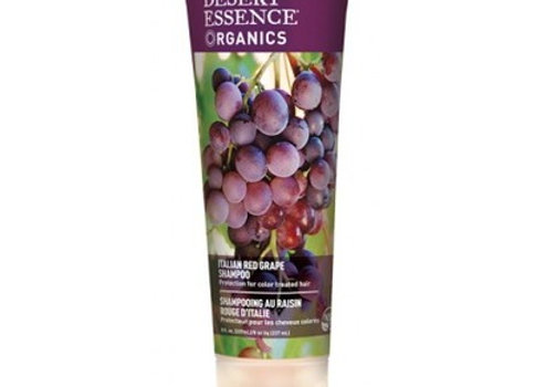 Desert Essence Italian Red Grape Shampoo