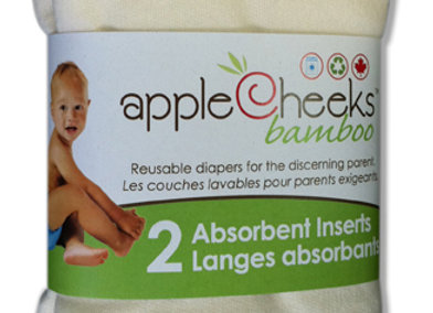 2Ply Bamboo Inserts (2Pack)