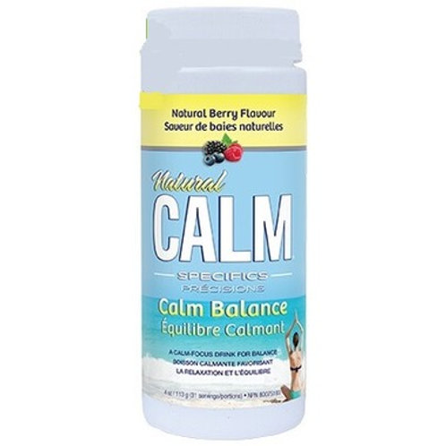 Natural Calm Calm Balance (4oz)