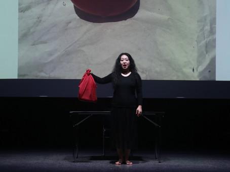 New zero international performance art festival in Myanmar, Yangon. 2018.12