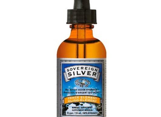 Sovereign Silver Bio-Active Silver Hydrosol 59ml Dropper