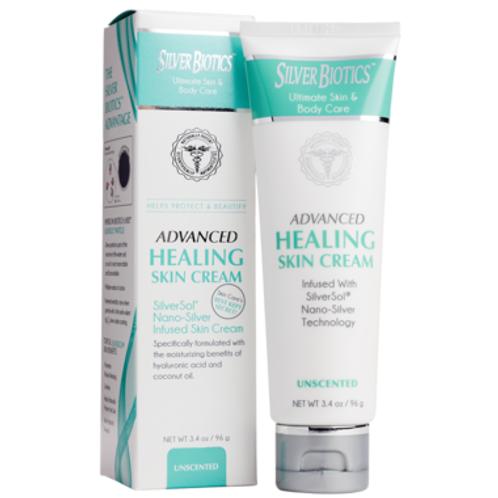 Silver Biotics Antimicrobial Skin Cream