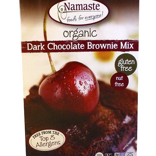 Namaste Dark Chocolate Organic Brownie Mix