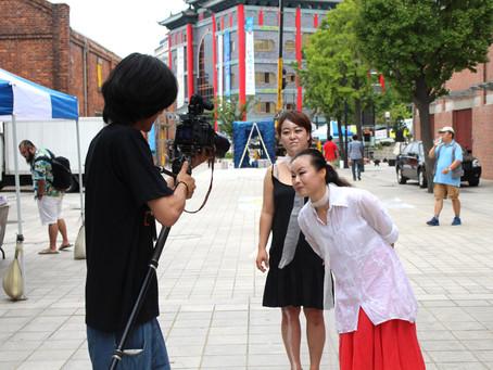 저항예술제 Resistance Art Festival, <소금기둥 Salt Pillar>, 인천아트플랫폼 Incheon Art Platform, Korea, 2014
