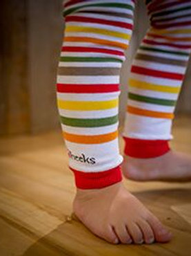 AppleCheeks Baby Leggings - Parade