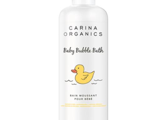 Carina Organics Baby Bubble Bath