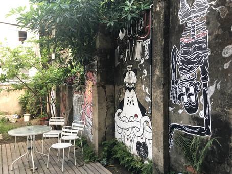 <Yeonjeong Experimental videos>, 182 art space, Tainan, Taiwan