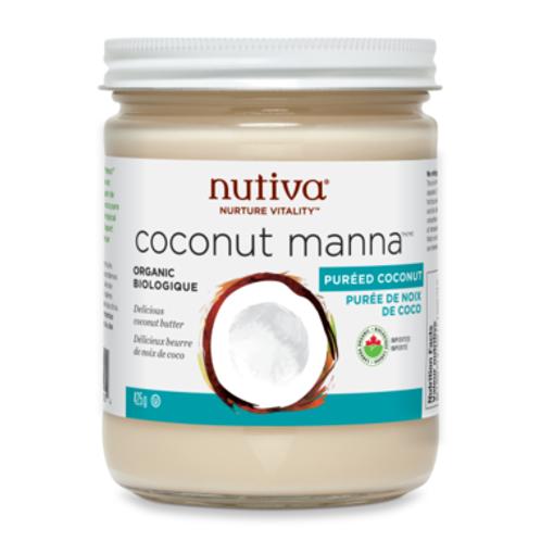 Case - Nutiva Coconut Manna