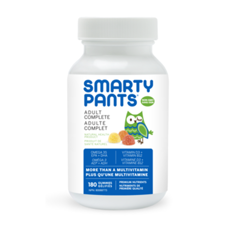 SmartyPants - Adult Complete (180ct.)