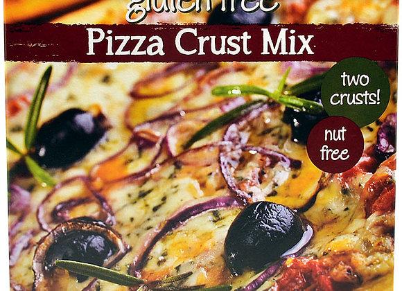 Namaste Pizza Crust