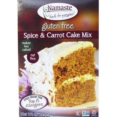 Namaste Spice Cake