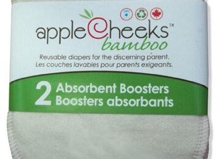 Bamboo Boosters (2Pack)