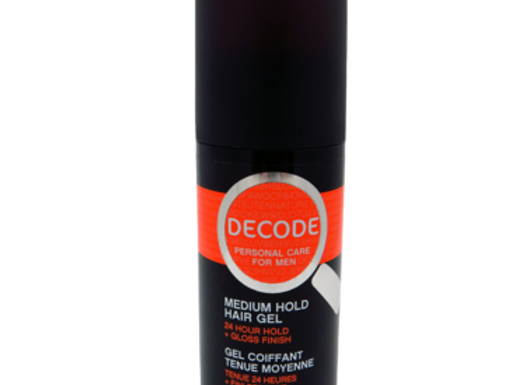 DECODE Medium Hold Hair Gel