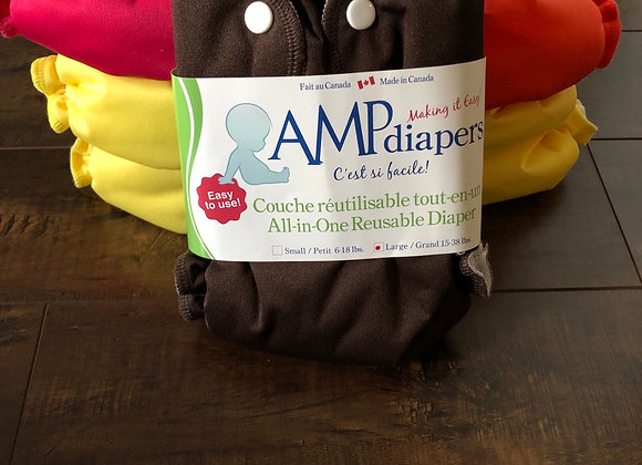 Amp all-in-ones (7Pack)