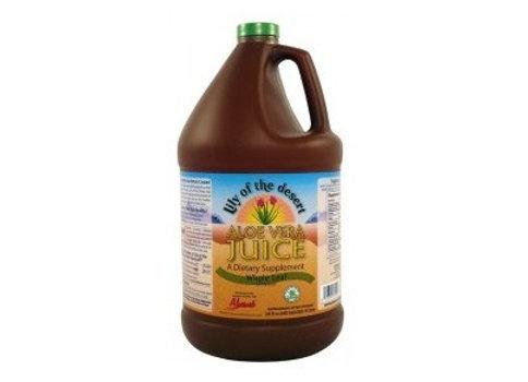 Lily Of The Desert - 128oz - Whole Leaf Aloe Juice