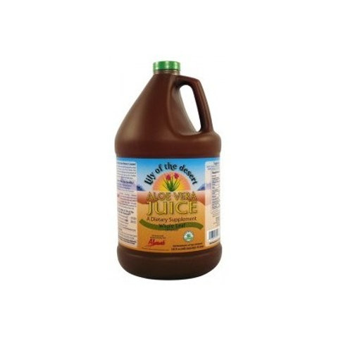 Lily Of The Desert - 128oz - Whole Leaf Aloe Juice
