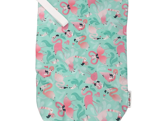 AppleCheeks Flamingo Storage Sac Size 1