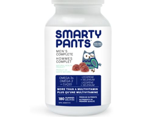 SmartyPants - Mens Complete (180ct.)