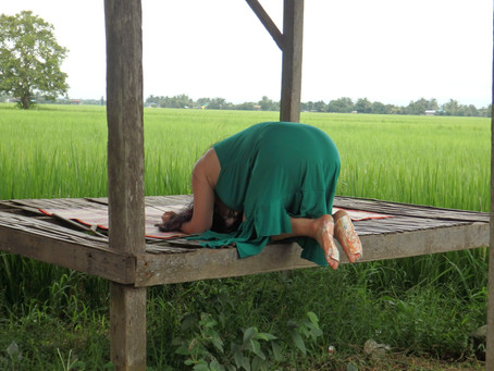 <Rice field- A break>, 15min. Gapan. Philippines. igk^s*Responding 2: Responding international