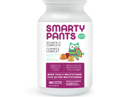 SmartyPants - Womens Complete
