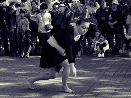 <고독의 목도리 Solitary line>, 고양호수예술축제 Goyang lake art festival, 경기도 일산 Il san, Korea, 2014