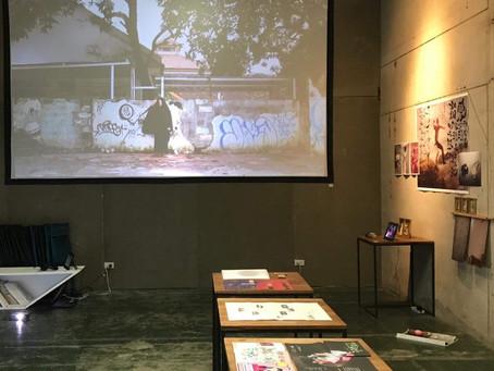 2018 Bangkok biennale, <No bag>HD video, 15min, Thailand