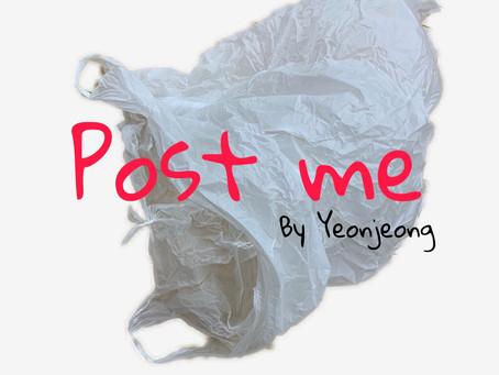 <Post me>, Performance/ Liquid Arts+16, 2019.05.04