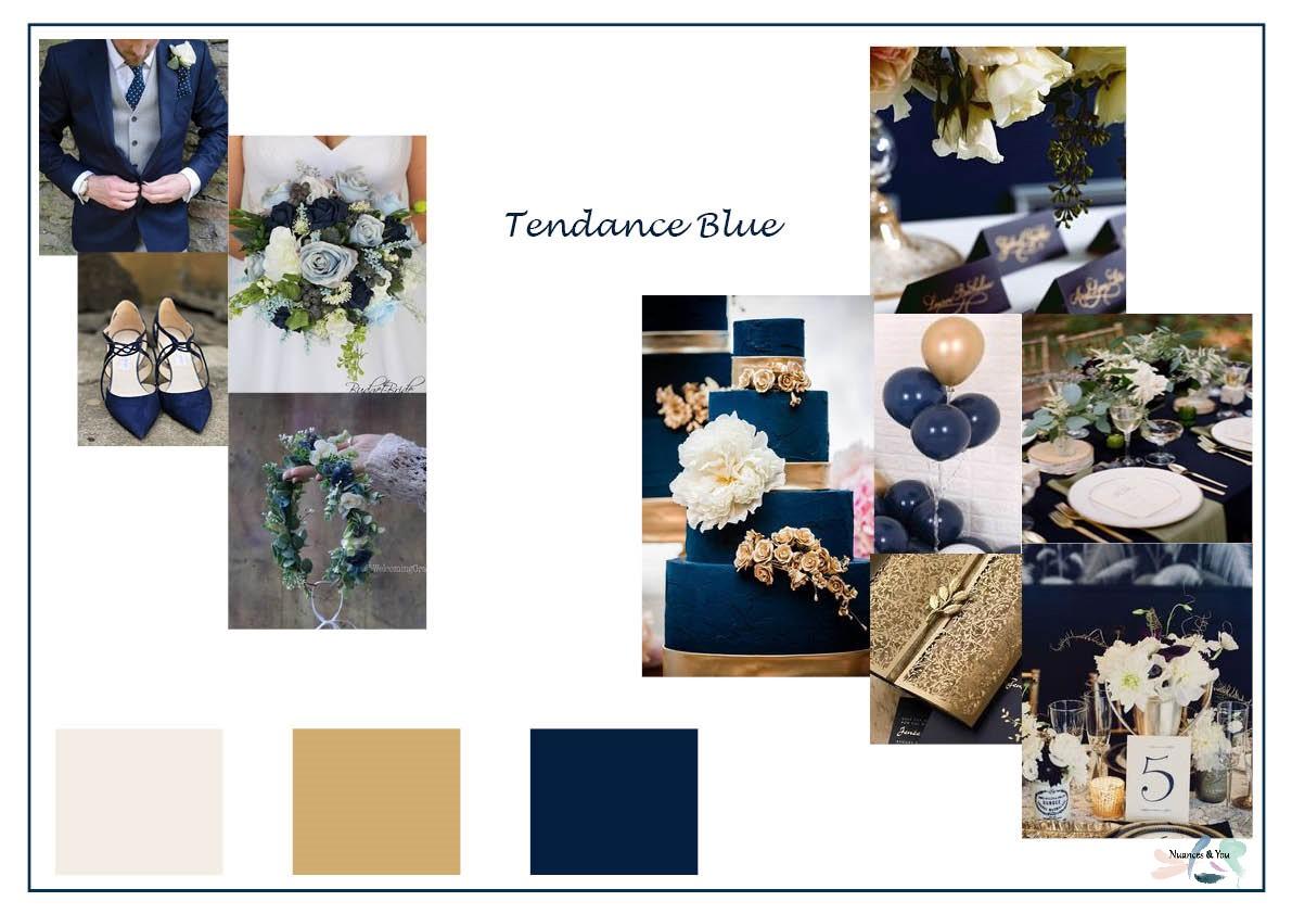 tendance blue