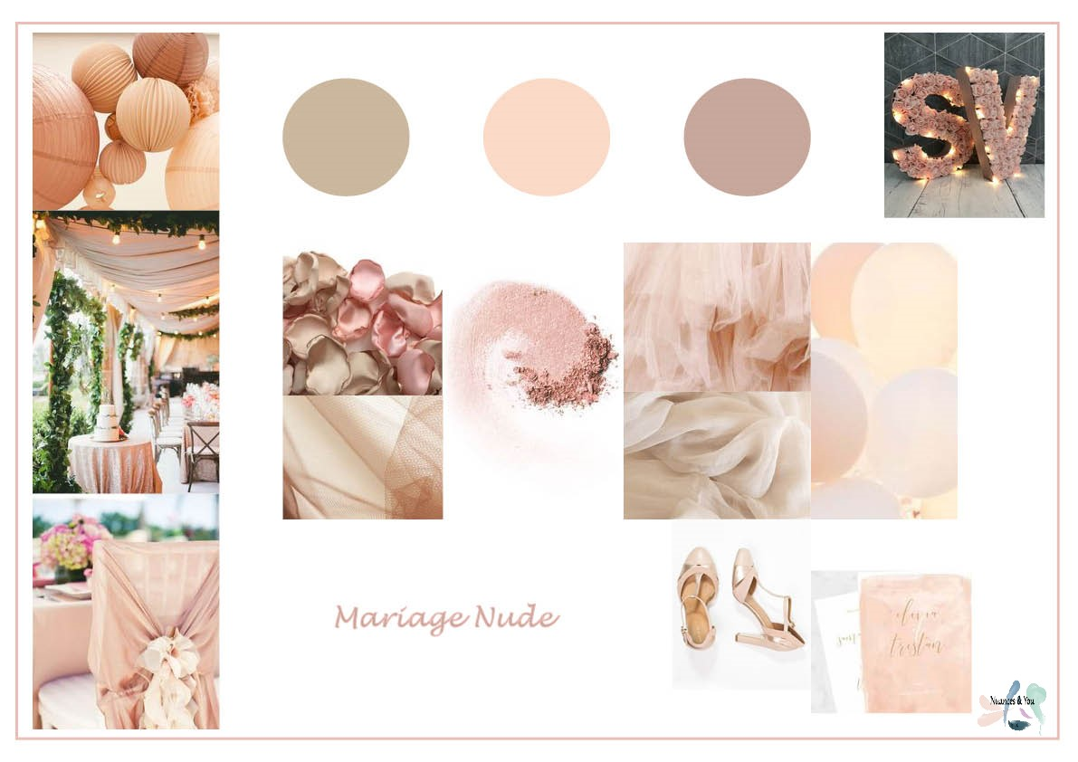 mariage nude