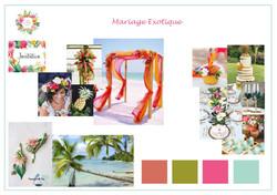 mariage exotique