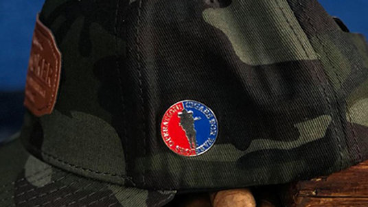 Op: Cigars for Warriors Hat Pin