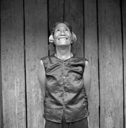 Femme La Hu - Muong Te août 2013