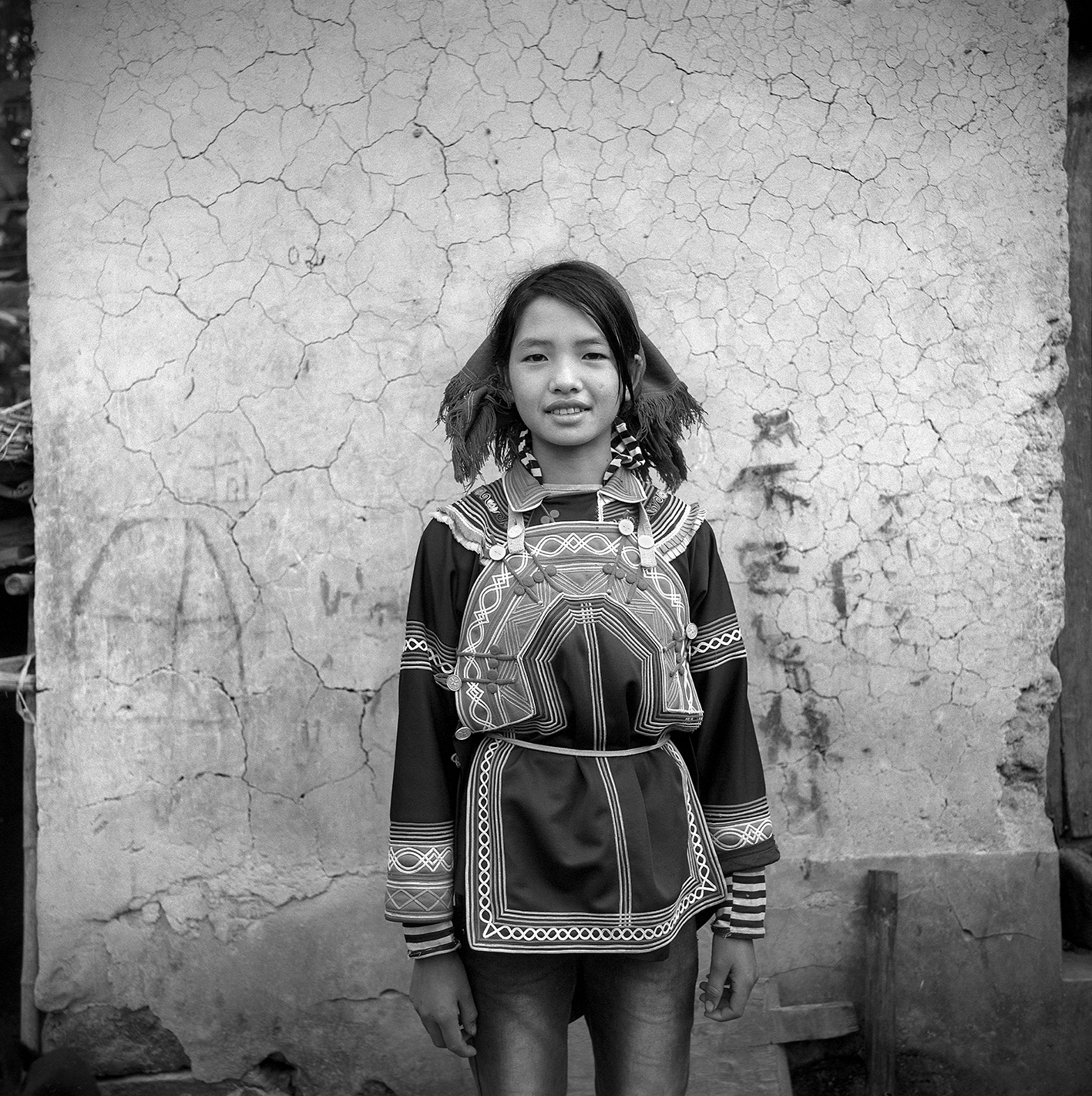 Jeune Fille Han Nhi Lao Chai  2011