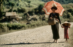 LaoCai, décembre 1995