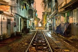Railway Hanoi copie