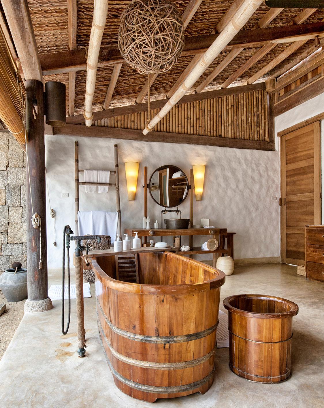 Six Senses Salle de bain
