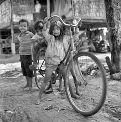 Enfants Khmer Siem Reap, 2009