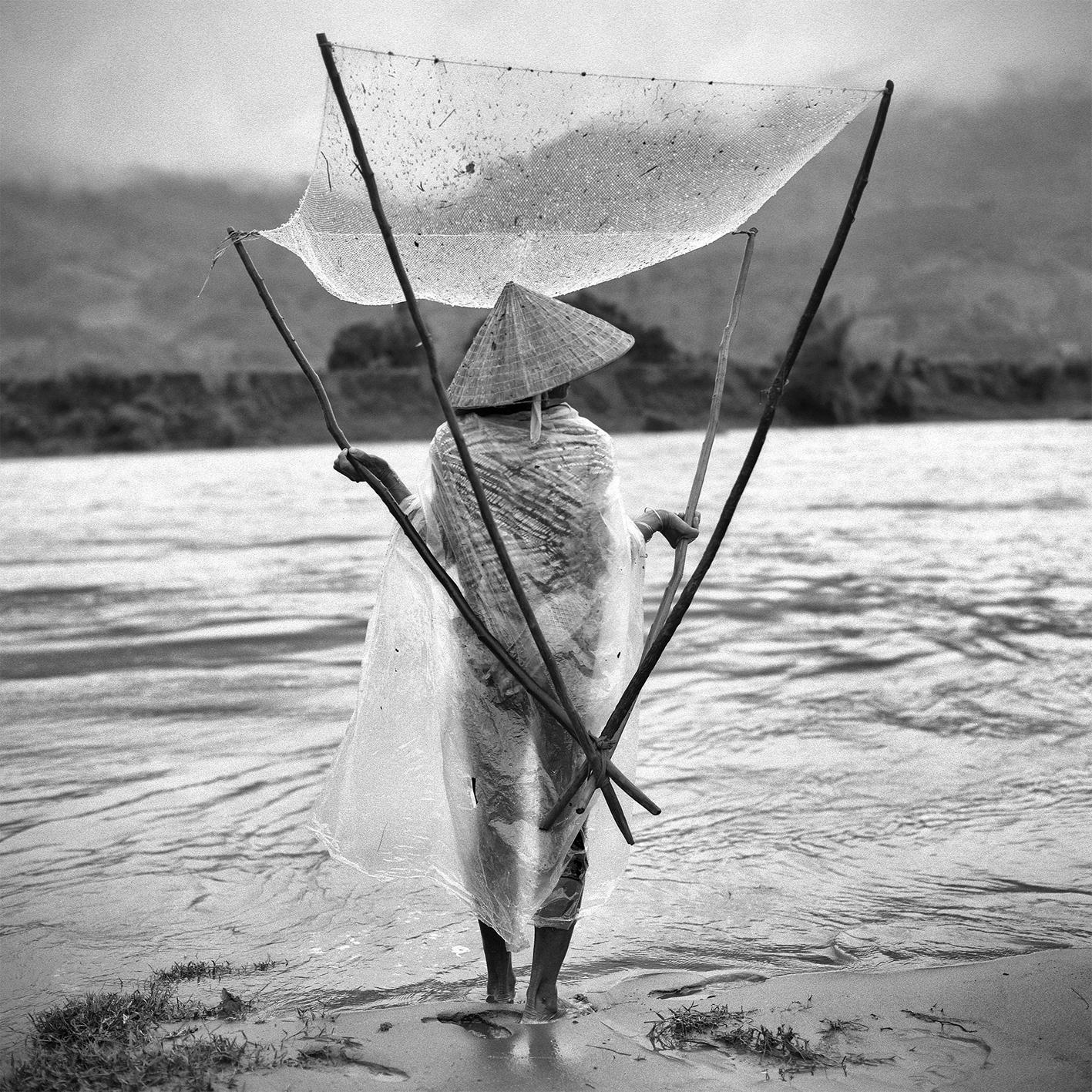 Femme Hre qui pêche, 2013