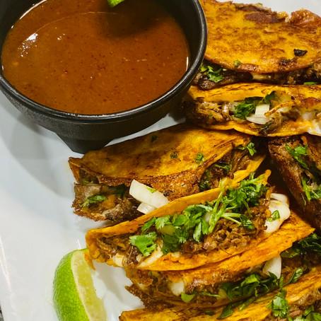 InstaPot Birria Tacos