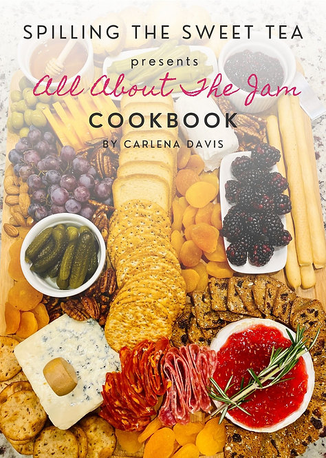 All About the Jam Cookbook