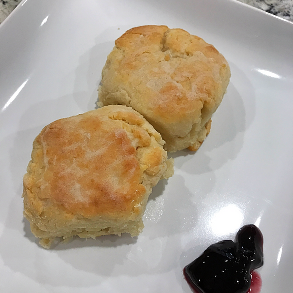 Melt in Yo Mouth Buttermilk Biscuits