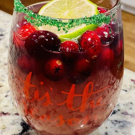 Fa La La Fabulous Christmas Cocktail