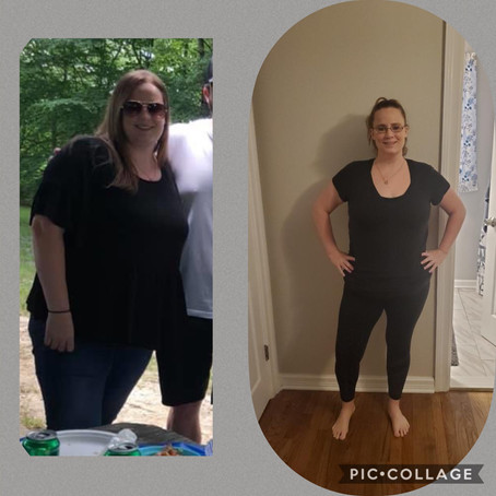 Success Story!  Featuring Corporate Client Lisa