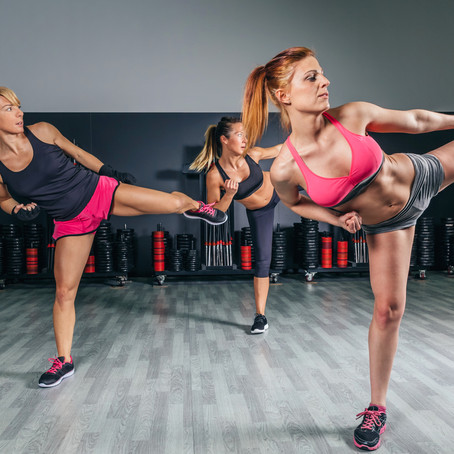 Why Group Fitness?