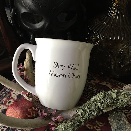 Stay Wild Moon Child Cup