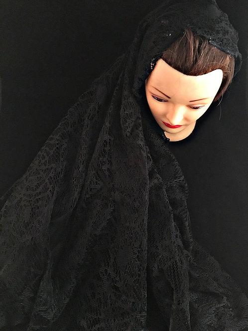Large Gothic Veil