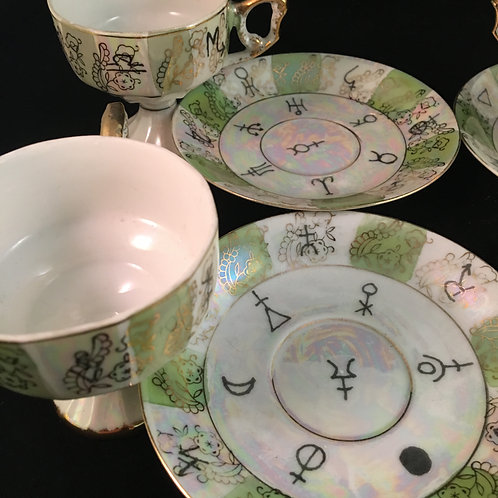 Divination Tea Cup