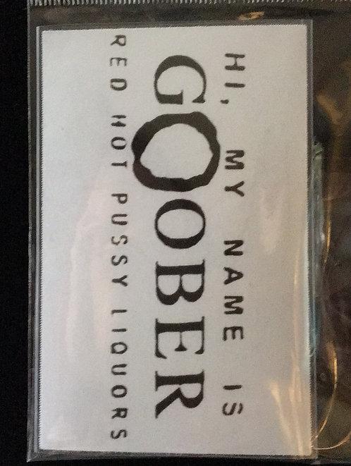 G. Ober Novelty Name Tag